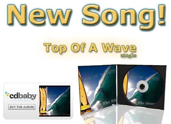 Top Of A Wave - Single