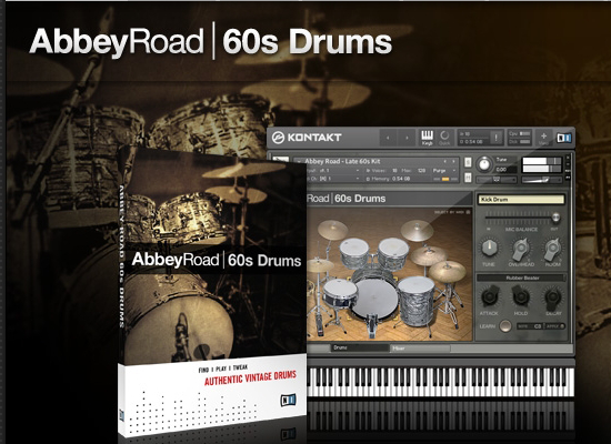 Native Instruments - AbbeyRoad 60s Drums